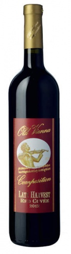 OLD VIENNA COMPOSITION LATE HARVEST RED CUVEE